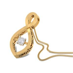 Mambo Mastery Diamond Pendant