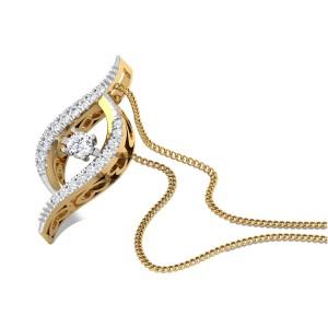 Cancan Diamond Pendant