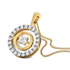 Tango Diamond Pendant