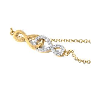 Bezaleel Diamond Pendant