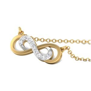 Bibelot Diamond Pendant
