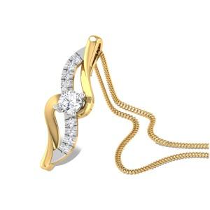 Amelia Diamond Pendant