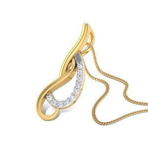 Samaria Diamond Pendant