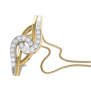Endear Diamond Pendant