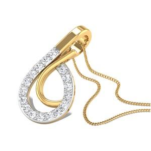 City Slick Diamond Pendant