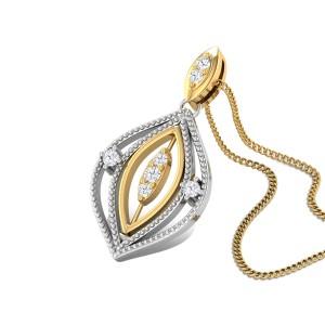 Motely Bloom Diamond Pendant