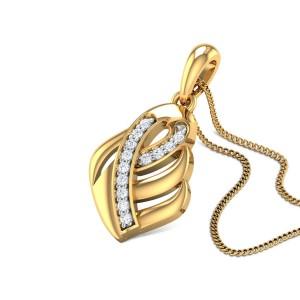 Aadhrika Diamond Pendant