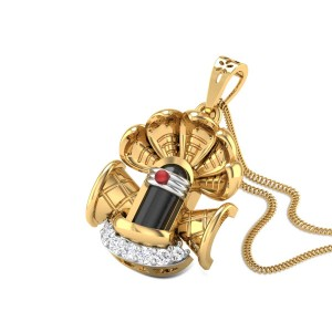 Hariaksa Diamond Pendant