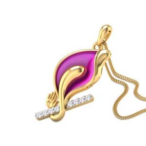 Banbihari Diamond Pendant