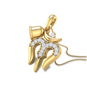 Girindra Diamond Pendant