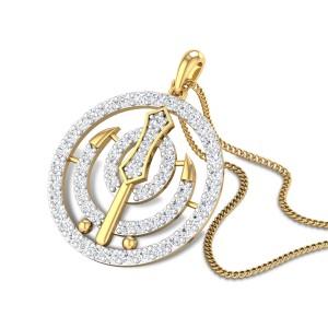 Niall Khanda Diamond Pendant