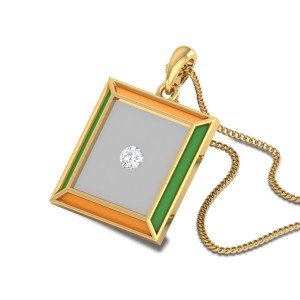 Loyalist Diamond Pendant
