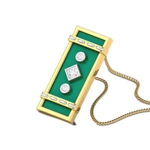 Navin Diamond Pendant