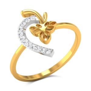 Mona Diamond Ring