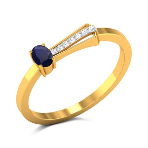 Buy Patty Diamond Ring in 1.77 Grams Gold Online