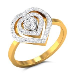 Venulla Diamond Ring