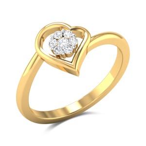 Jelena Diamond Ring