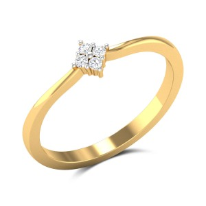 Eleanor Diamond Ring