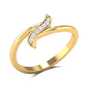 Aaditri Diamond Classic Ring