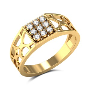 Amelia Diamond Ring