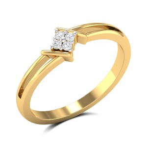 Laura Diamond Ring