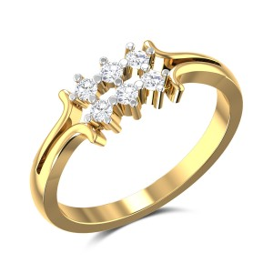 Isabella Rose Diamond Ring