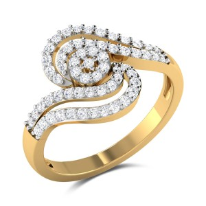 Aadrika Diamond Ring
