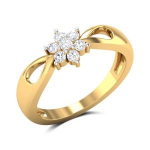 Alison Diamond Ring