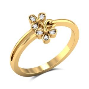 Selena Diamond Ring