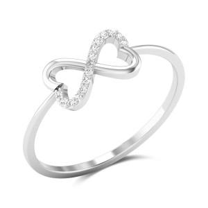 Aztec Arrows Diamond Ring
