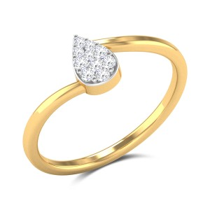 Katz's Eye Diamond Ring