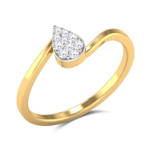 Canonical Blaze Diamond Ring
