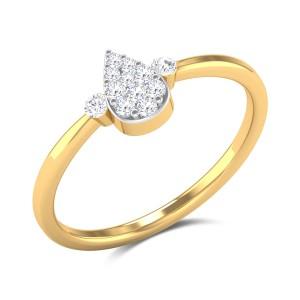 The Smithsonian Muse Diamond Ring