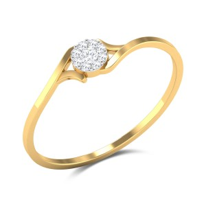 Longacre Love Diamond Ring