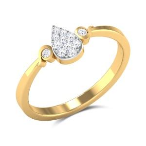 San Gannero Diamond Ring