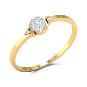 NYC Classics Diamond Ring