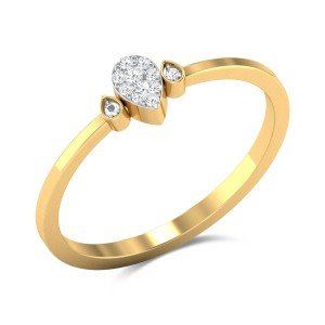Pep Rally Diamond Ring