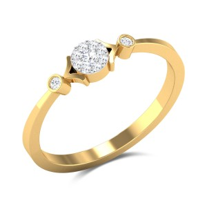 Brooklyn Breeze Diamond Ring