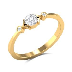 Brooklyn Breeze Diamond Ring