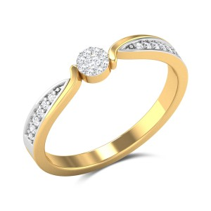 Bryant Garden Diamond Ring