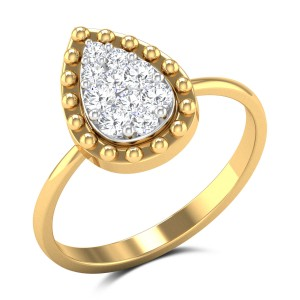 Suspense Story Diamond Ring