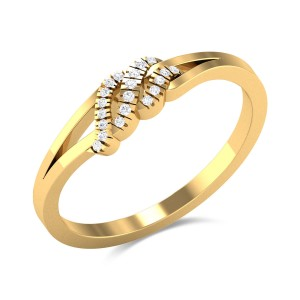 Amour Propre Diamond Ring
