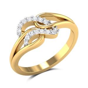 Ancien Regime Diamond Ring