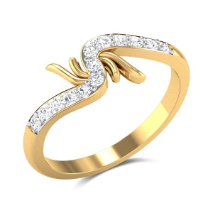 Haute Couture Diamond Ring
