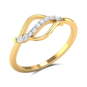 Perfect Runway Diamond Ring