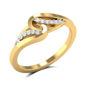 Infinite Iridescence Diamond Ring