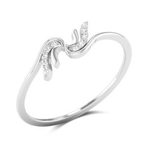 Unitard Diamond Ring