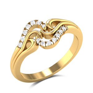 Muse Diamond Ring