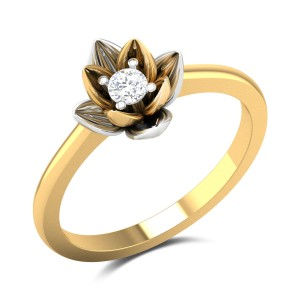 Berget Diamond Ring