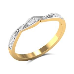Smilax Diamond Ring